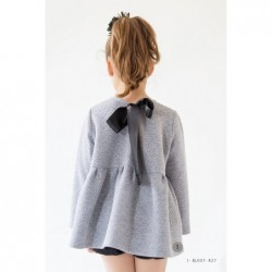 NUECES SUDADERA ESTHER GRIS