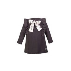 EVE CHILDREN VESTIDO MARRON...